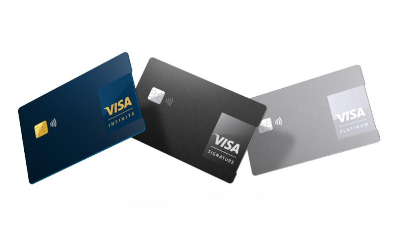 Tarjetas de crédito Visa