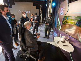 MTT y Entel realizaron la primera prueba con tecnología 5G de Latinoamérica