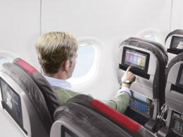 Tiktok a bordo en American Airlines