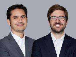 Juan Pablo Andrusco y Pedro Ariztía de BTG Pactual