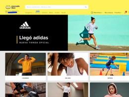 Adidas en Mercado Libre