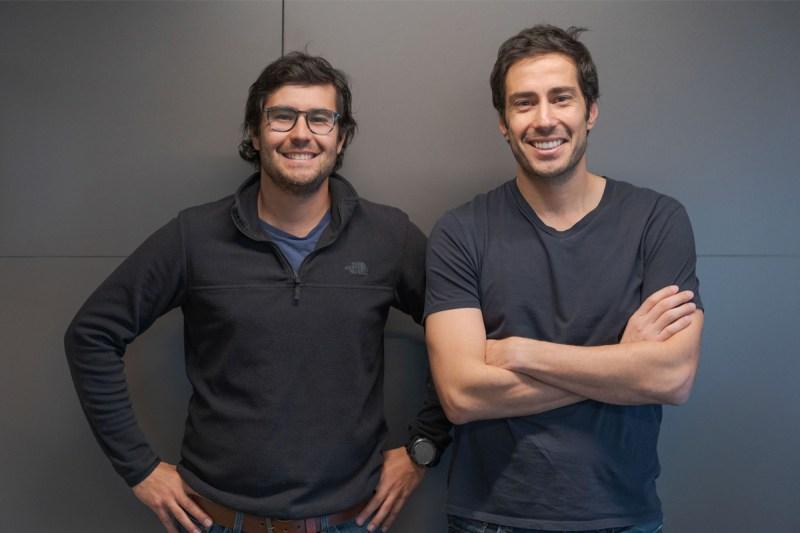 Cristóbal y Eduardo della Maggiora, co-fundadores de Betterfly