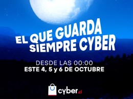 El CyberMonday Chile 2021 comienza el lunes 4 de octubre