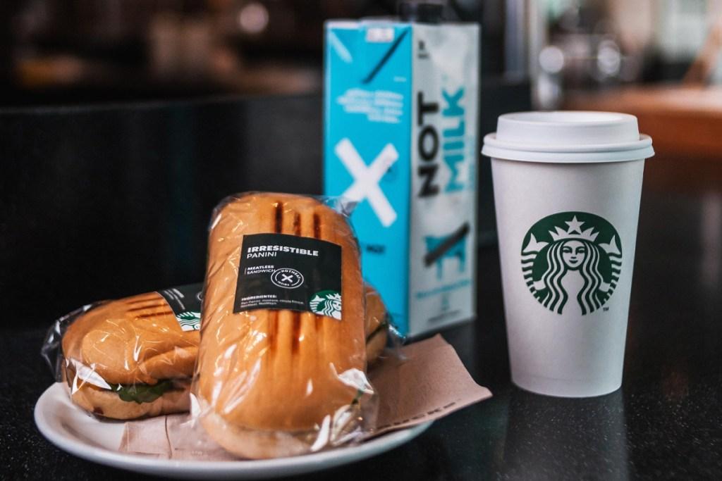 NotMilk y NotMeat Molida de Notco llegan a las cafeterías Starbucks en Chile