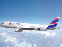 Airbus A320 de LATAM Airlines