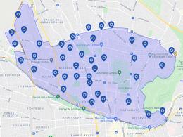 Mapa y horario del corte de Aguas Andinas en Santiago