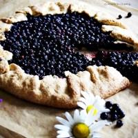 Nowa MILOSC♥ malo czasu i Rustykalna tarta z jagodami