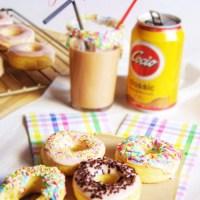 Donuts FIT (wersja bez smazenia)
