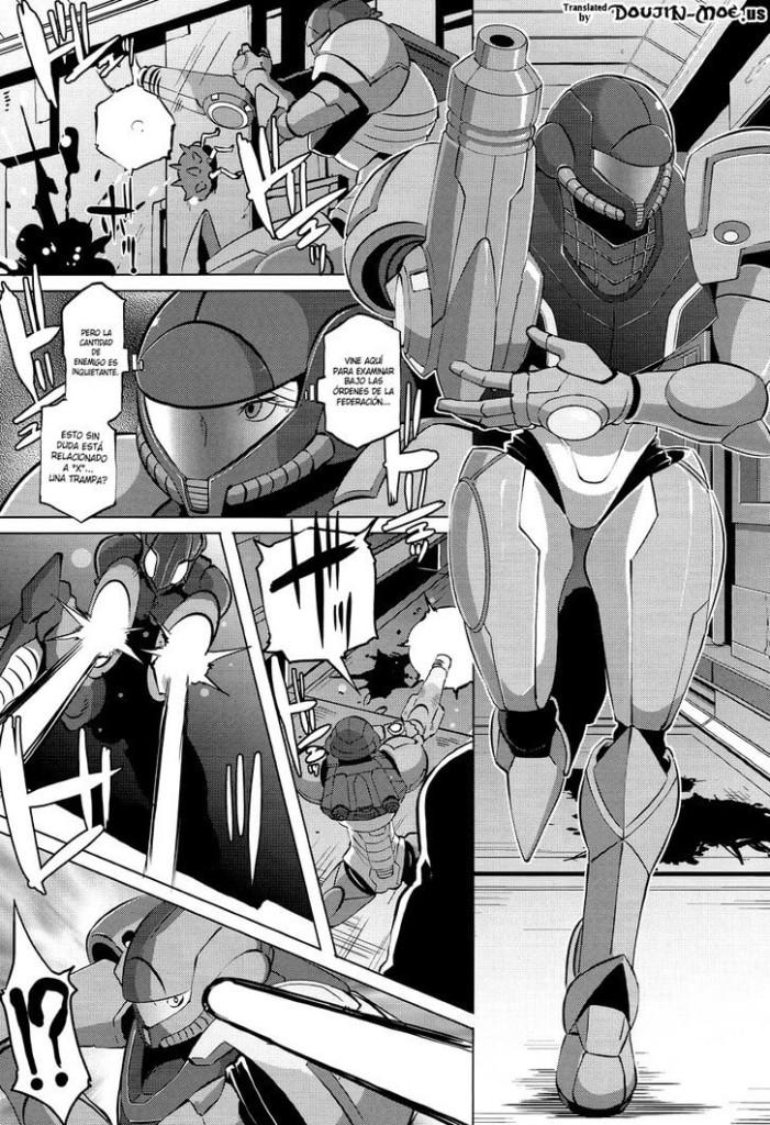 Metroid Porno 003