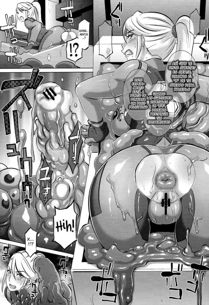 Metroid Porno 015