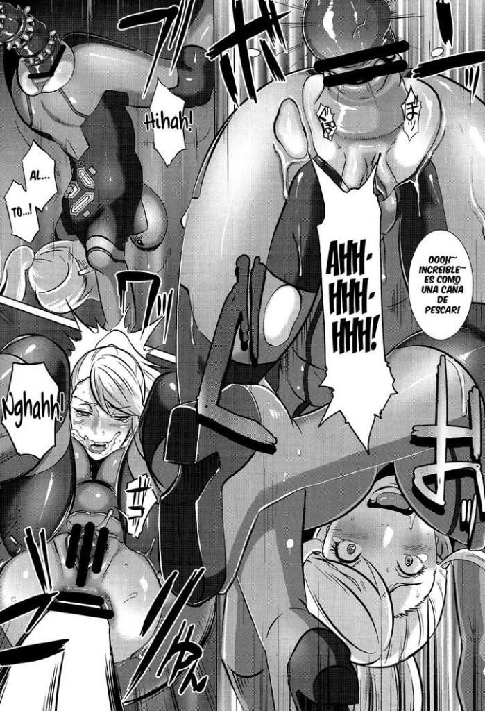 Metroid Porno 025