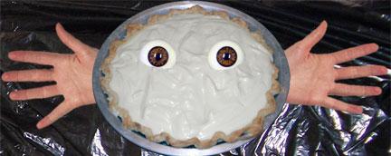 The Flying Pie Monster