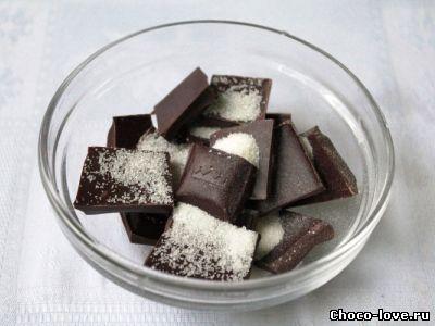Рецепты шоколадных конфет на День святого Валентина. Совет