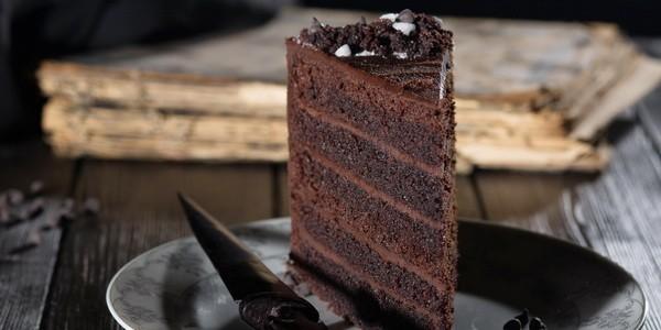 Kek Span Cahaya Dengan Koko Kek Span Coklat Resipi Buatan