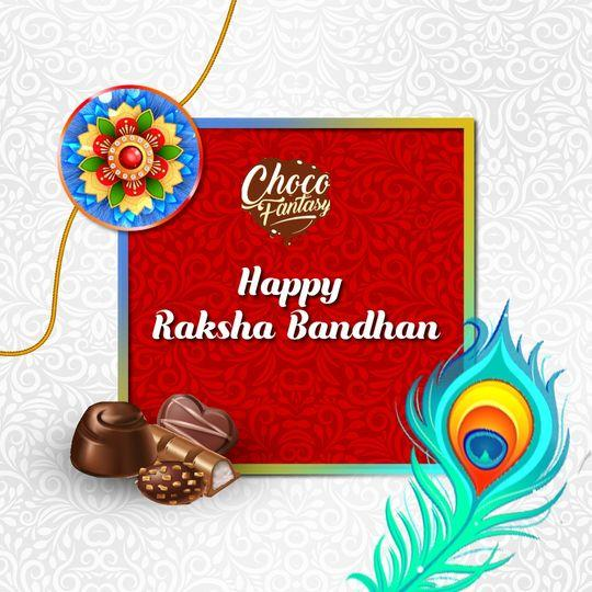 Raksha Bandhan Special Homemade Chocolate Gift box, Best Gift Ideas for Brother
