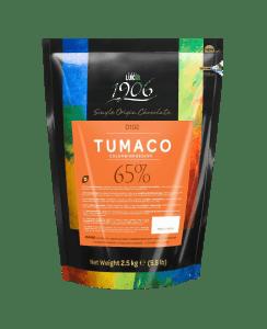 Chocolade - Donker - Tumaco 65% (2,5kg)