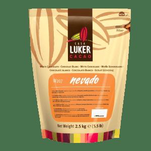 Chocolade - Wit - Nevado 34% (2,5kg)