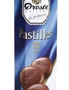 Droste Droste Chocolade Pastilles Koker Melk 100 Gram