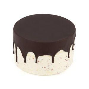 HEMA Dripcake Chocolade Drie Kleuren 8 P.