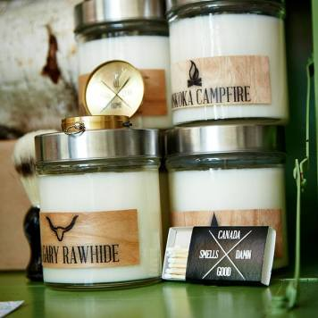 Etsy Store - Smells like Canada