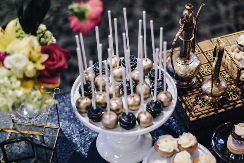 Montreal cake pops, Montreal weddings