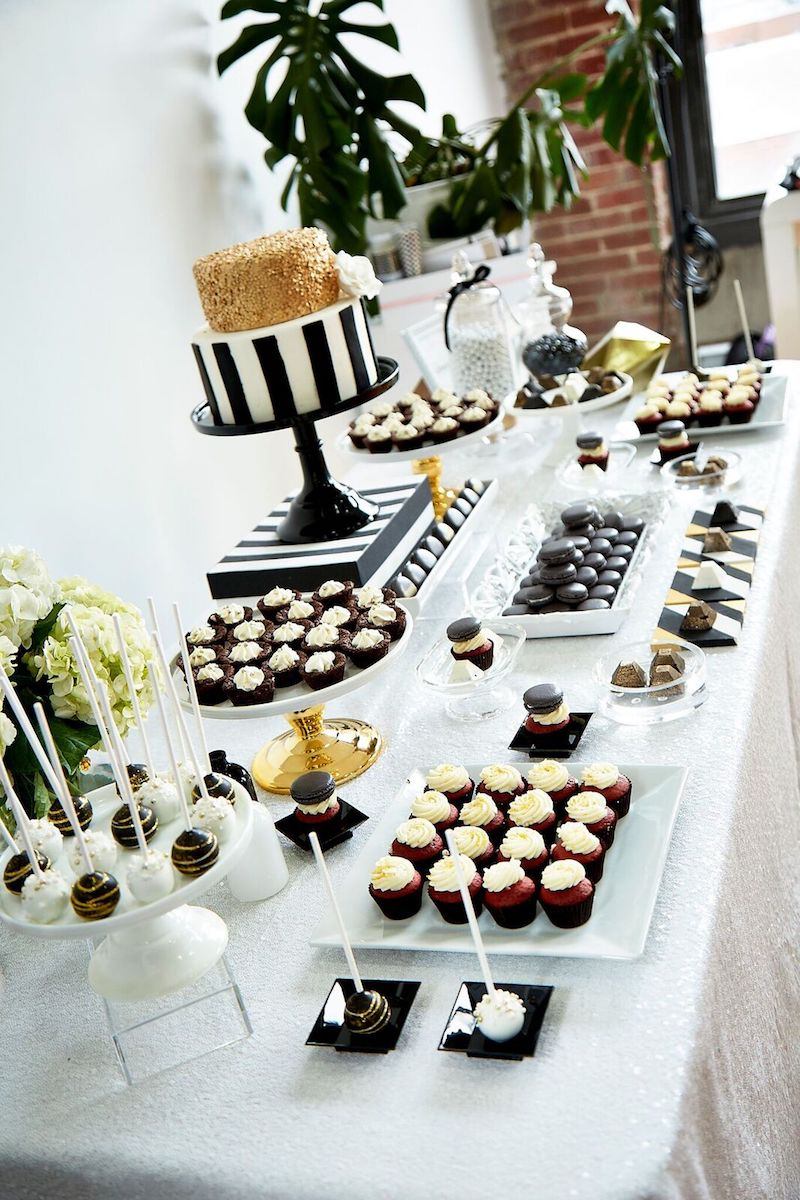 corporate event, sweet table, montreal