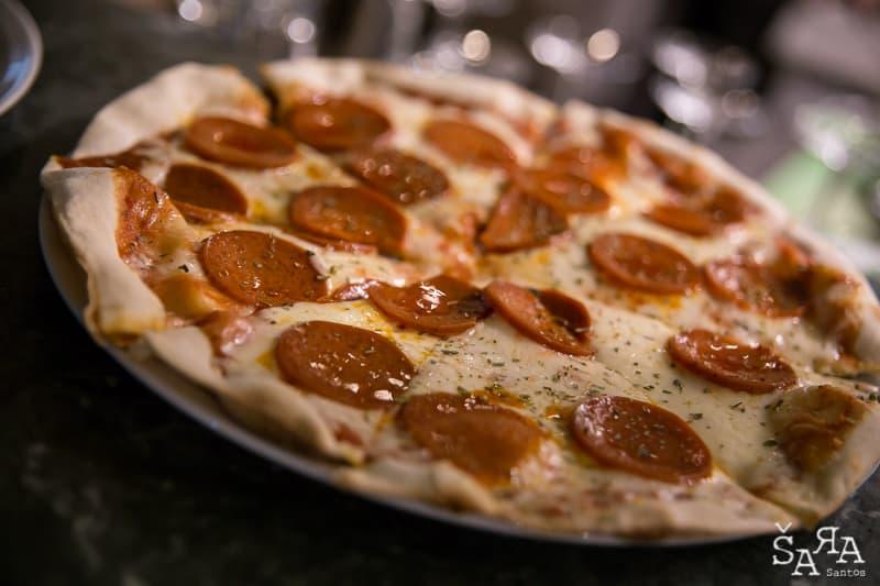 Glory Pizzeria e um rodízio