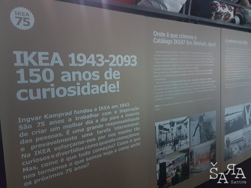 novo catalogo do Ikea