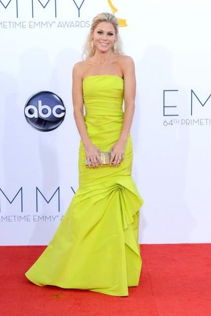 Las mejores vestidas de los premios Emmy 2012 (3/6)