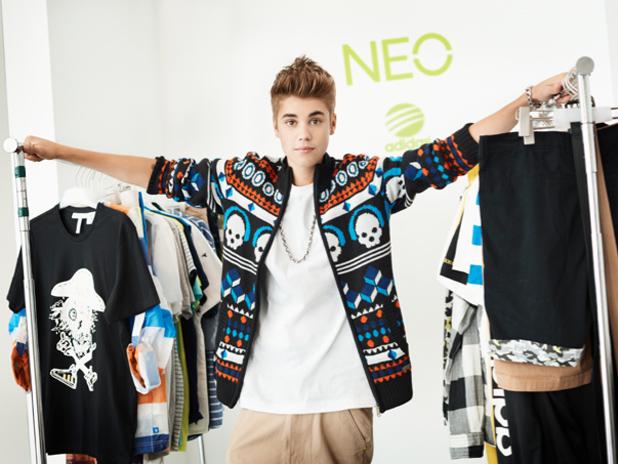 Justin Bieber es la nueva imagen de NEO para adidas (2/3)