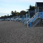The amazing Beach Huts