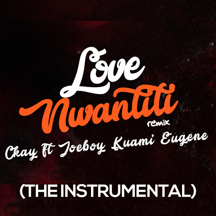 Love Nwantiti Instrumental