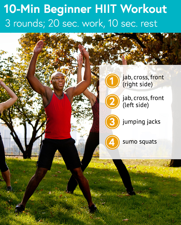 10-Minute-Beginner-HIIT-Workout