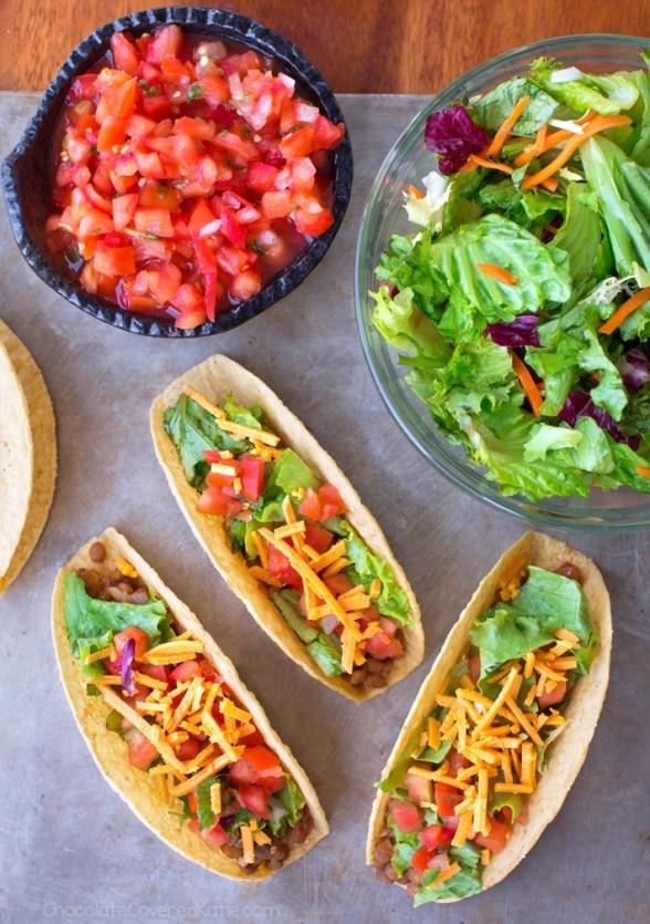 Easy Vegan Tacos Recipe