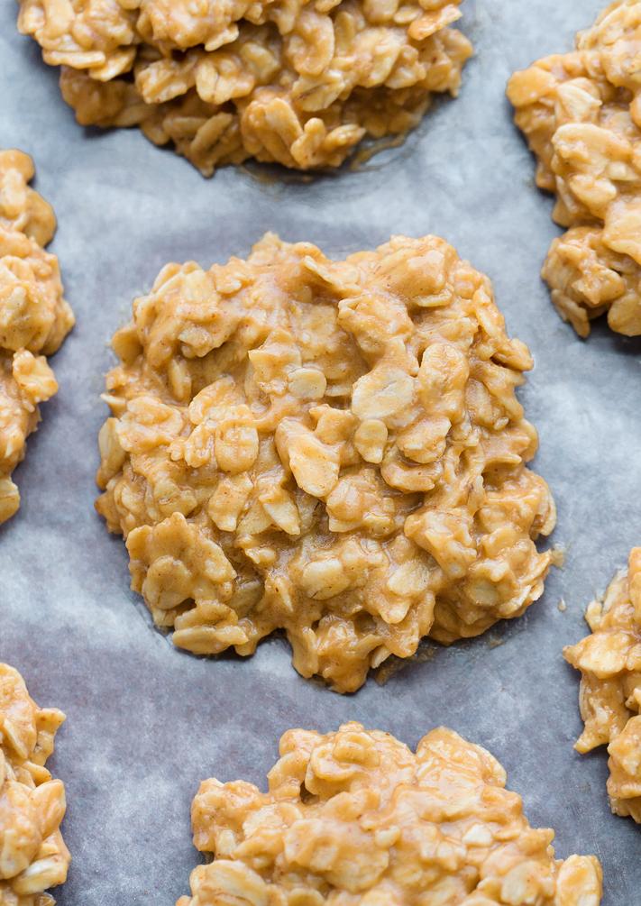 Peanut Butter No Bakes