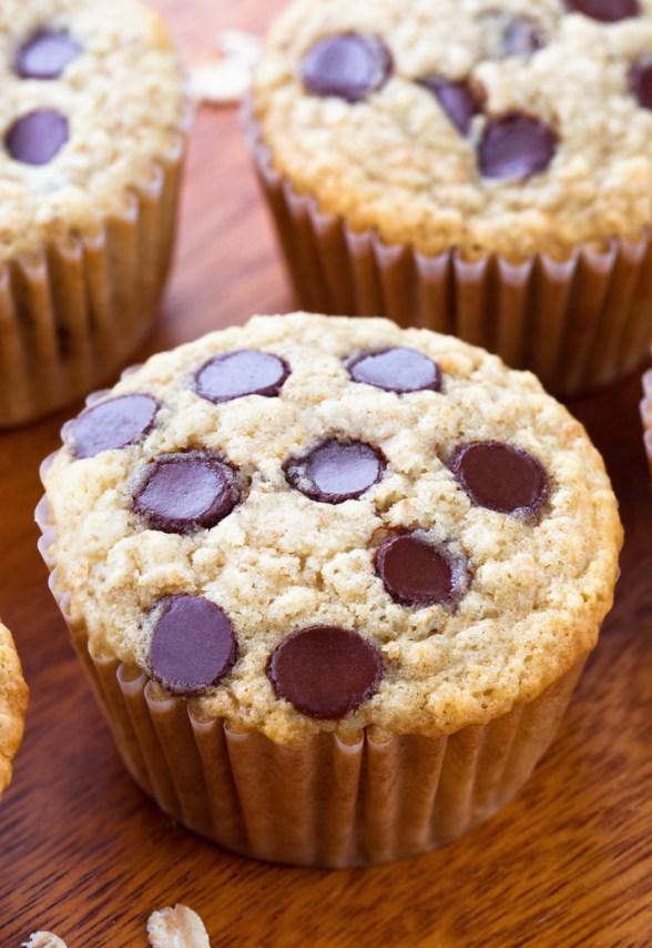 Vegan Oatmeal Muffin Recipe From Scratch