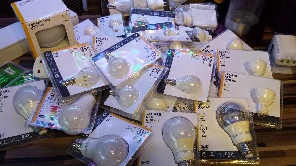 Selection of LED Bulbs