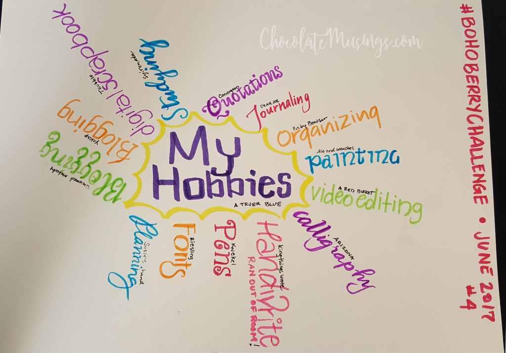 My Hobbies