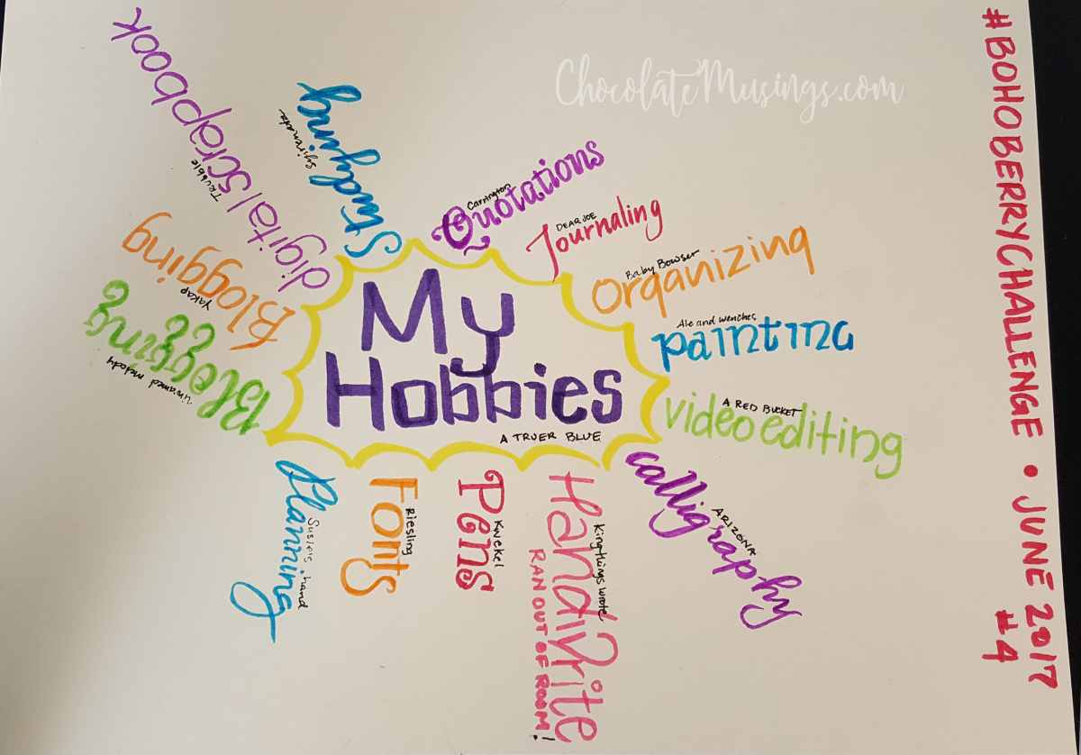 My Hobbies