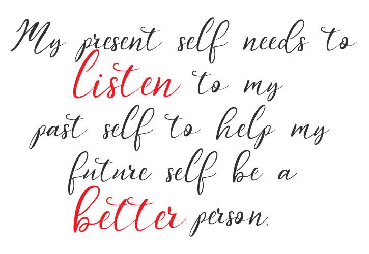 Listen to be better