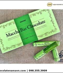 Nama Chocolate Maccha Bar