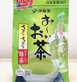 Bột trà xanh Sencha Itoen AGF
