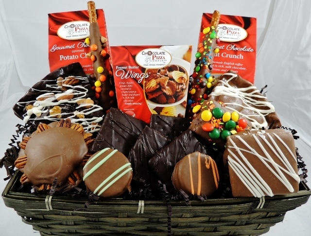I Love Chocolate Gift Basket