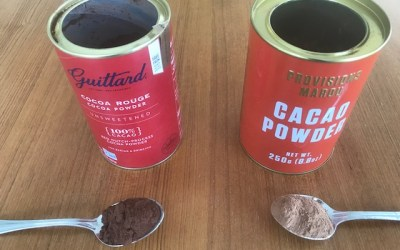 What is the World's Best Cocoa Powder?  The Chocolate Savant Has the Answer.