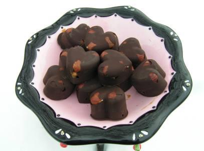 maple hazelnut- love platter