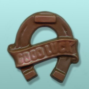 Chocolate Good Luck Horseshoe II Favor
