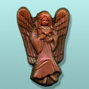 Chocolate Guardian Angel I Favor