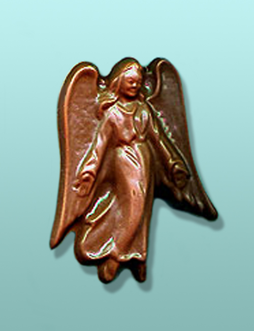 Chocolate Guardian Angel II Favor