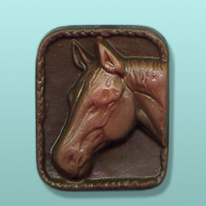 Chocolate Horse Head IV Favor