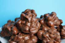 Sugarfree Peanut Clusters